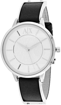Armani Exchange Olivia Collection AX5309 Women's Leather Strap Watch