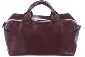 Reed Krakoff Smooth Leather Satchel