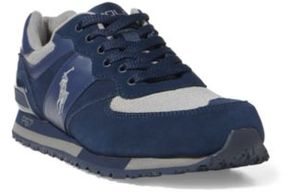 Ralph Lauren Slaton Tech Mesh Sneaker Midnight/Newport Navy 10