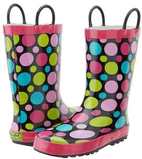Western Chief Dot Party Rain Boot Girls Shoes