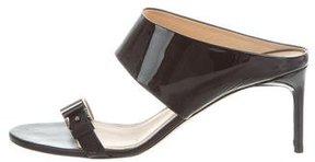 Reed Krakoff Leather Slide Sandals