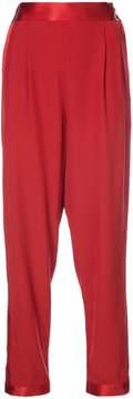 Fleur Du Mal classic tailored trousers