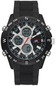 U.S. Polo Assn. Men's Analog-Digital Watch - US9140