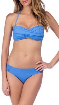 LaBlanca Women's La Blanca Island Goddess Hipster Bikini Bottoms
