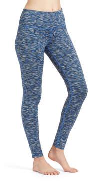ABS by Allen Schwartz Blue Space Dye Leggings - Women