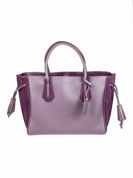 Longchamp Penelope Soft Tote - EGGPLANT - STYLE