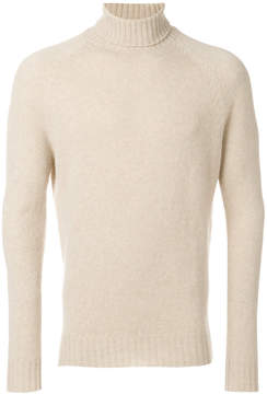 Drumohr roll neck sweater