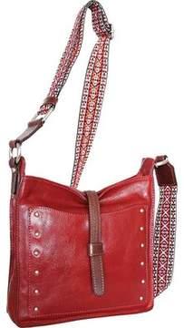 Nino Bossi Rockin Ruby Crossbody Bag (Women's)