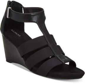 Alfani Women's Pearrl Wedge Sandals, Created for Macy's Women's Shoes