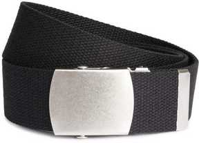 H&M Fabric Web Belt