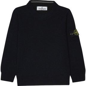 Stone Island Wool jumper 4-14 years
