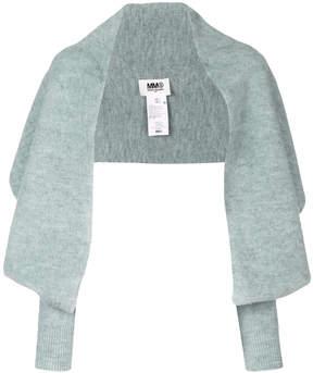 MM6 MAISON MARGIELA plain scarf