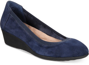 Giani Bernini Seanuh Wedge Pumps, Created for Macy's Women's Shoes