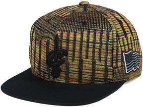 Mitchell & Ness Cleveland Cavaliers Black Flag Snapback Cap