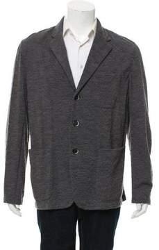 Barena Venezia Woven Button-Up Cardigan