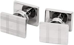 Montblanc Sartorial rectangular Steel Cufflinks