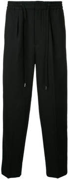 Monkey Time Tie-Waist Relaxed Fit Track Pants