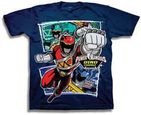 Freeze Power Rangers Graphic T-Shirt-Preschool Boys