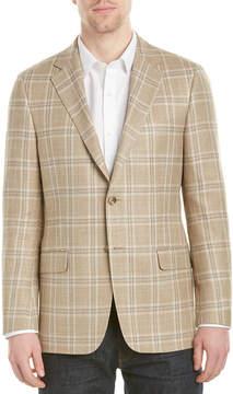 Hickey Freeman Milburn Ii Wool Sportcoat