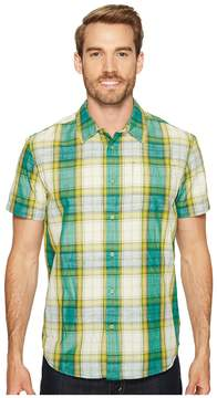 Prana Tamrack Men's Short Sleeve Button Up