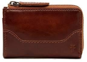 Frye Melissa Small Leather Zip Wallet