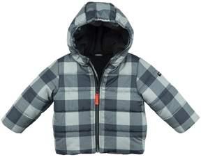 Osh Kosh Baby Boy Midweight Buffalo Check Jacket