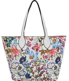 Mellow World Primerose Floral Tote Handbag (Women's)