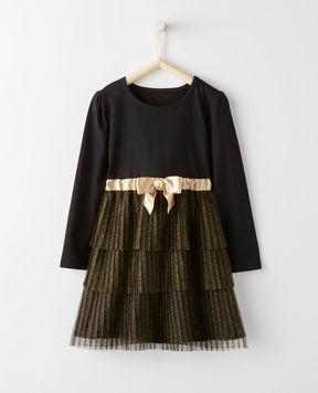 Hanna Andersson Shimmer Dress