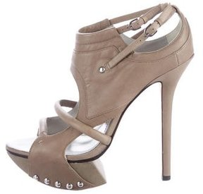Camilla Skovgaard Leather Platform Sandals