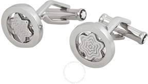 Montblanc Heritage Sculptural Swiveling Star Cuff Links