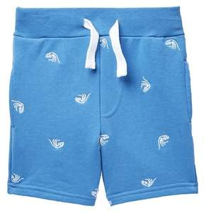 Sovereign Code Walls Waves Knit Shorts (Toddler & Little Boys)