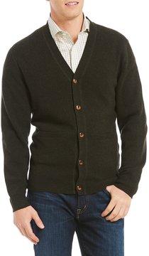 Daniel Cremieux Double Face Wool Blend Cardigan