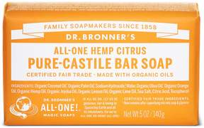 Dr. Bronner's Citrus Castile Bar Soap by 5oz Bar)