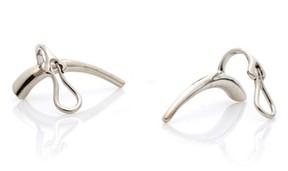 Charlotte Chesnais Women's Helix Silver Ear Cuffs