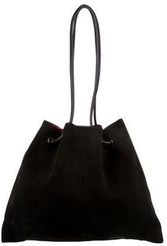 Costume National Suede Tote