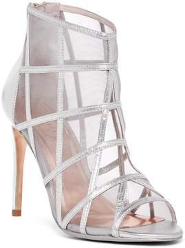 Ted Baker Xstal Caged Leather Bootie