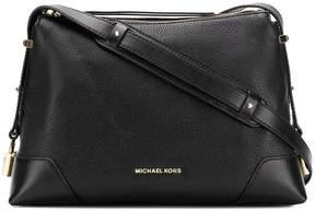MICHAEL Michael Kors pebbled shoulder bag