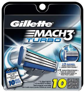 Gillette MACH3 Turbo Razor Refills
