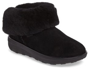 FitFlop Women's Shorty Ii Genuine Shearling Lined Boot