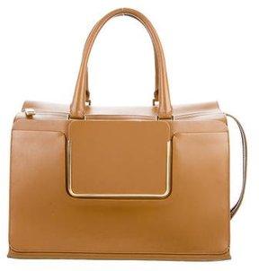 Roger Vivier Brown Leather Satchel