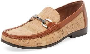 Donald J Pliner Men's Niles Apron-Toe Loafer