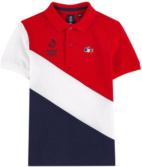 Lacoste Olympic Games polo - France