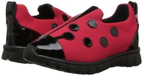 Dolce & Gabbana Ladybug Sneaker Girls Shoes