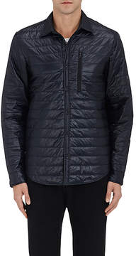 Isaora MEN'S QUILTED SHIRT JACKET