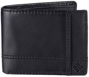 Columbia Men's RFID-Blocking Traveler Wallet