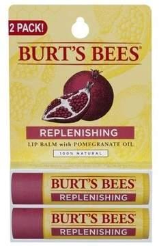 Burt's Bees Lip Balm Blister Box Pomegranate Oil