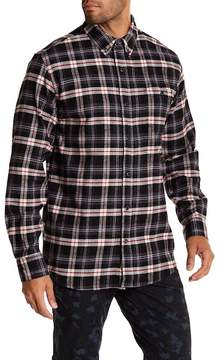 Weatherproof Basic Flannel Regular Fit Shirt