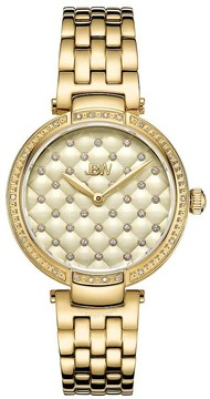 JBW Gala Gold Dial Ladies Watch