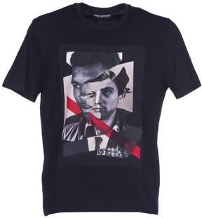 Neil Barrett Two Faces T-shirt