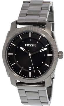 Fossil Men's FS4774 Machine Stainless Steel Watch, 42mm